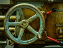 Vintage Industrial Machinery Stock Images