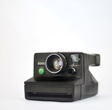 Vintage instant camera Stock Photos