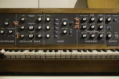 Vintage Instrument Mixer Stock Image