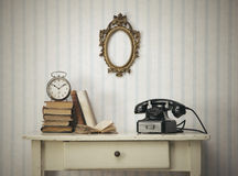 Vintage interior Royalty Free Stock Photography