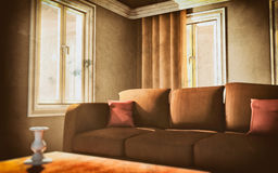 Vintage Interior Stock Images
