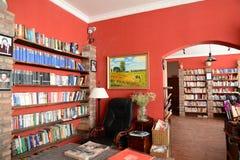 Vintage interno da sala Fotografia de Stock Royalty Free