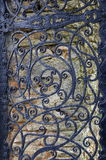 Vintage iron gate Royalty Free Stock Photo
