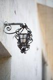 Vintage iron lantern Royalty Free Stock Photography
