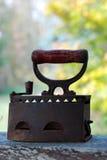 Vintage iron Royalty Free Stock Photos
