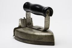 Vintage ironing appliance Royalty Free Stock Images