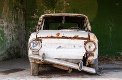 Free Vintage Italian Car Stock Photo - 5081560