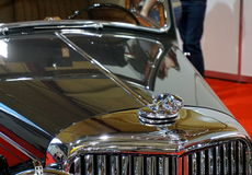 Vintage Jaguar sign Royalty Free Stock Photography
