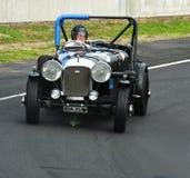 Vintage Jaguar Special SS race car Stock Photography