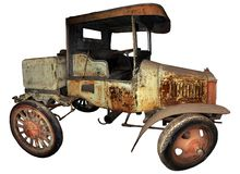 Vintage jalopy Stock Photo