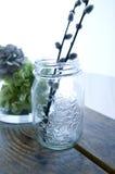 Vintage Jar Stock Image