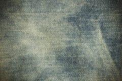 Vintage jean denim texture Royalty Free Stock Images