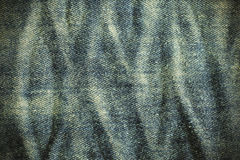 Vintage jean denim texture Stock Image