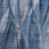 Vintage jeans texture with scuffed. Royalty Free Stock Images