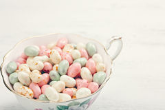Vintage Jelly Beans Stock Images