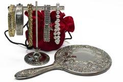 Vintage Jewelry Stock Photos