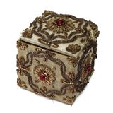 Vintage jewelry box Royalty Free Stock Photography