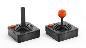 Vintage joystick Royalty Free Stock Photos