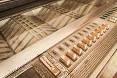 Free Vintage Jukebox Stock Image - 52330211
