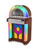 Vintage Jukebox Radio Royalty Free Stock Photos