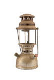 Vintage kerosene lamp Royalty Free Stock Image