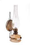 Vintage kerosene lamp Stock Photo