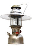 Vintage kerosene lamp Royalty Free Stock Photos