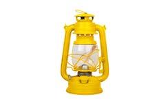 Vintage kerosene lantern Stock Photography