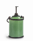 Vintage kerosene oil lantern lamp Royalty Free Stock Photography