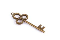 Vintage key Royalty Free Stock Image