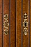 Vintage keyholes Royalty Free Stock Photo
