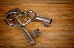Vintage keys Royalty Free Stock Photography