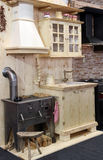 Vintage kitchen royalty free stock photo