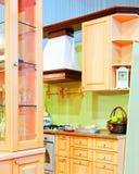 Vintage kitchen Royalty Free Stock Image