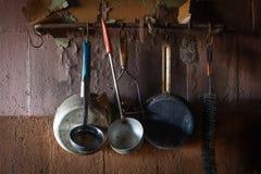 Vintage kitchen instruments Stock Image