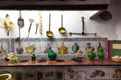 Vintage kitchen Royalty Free Stock Image