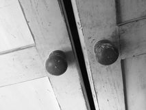 Vintage knobs Royalty Free Stock Images