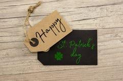 Happy Saint Patrick`s day Stock Image