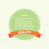 Vintage label Royalty Free Stock Images