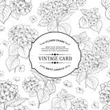 Vintage label. Card. Invitation card template for your holiday Royalty Free Stock Images