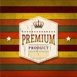 Vintage Label Royalty Free Stock Photo
