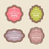 Vintage label or sticker. Royalty Free Stock Image