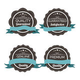 Vintage label, sticker or tag with space. Royalty Free Stock Photo