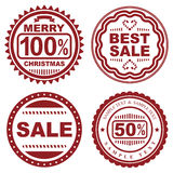 Vintage Labels Royalty Free Stock Images