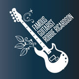 Vintage Labels - Music Royalty Free Stock Photography