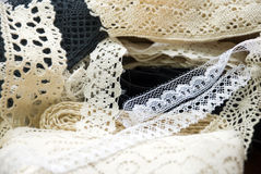 Vintage lace Royalty Free Stock Image