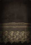 Vintage lace. Background with copy space Royalty Free Stock Image