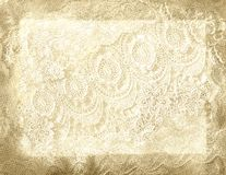 Vintage Lace Royalty Free Stock Photos