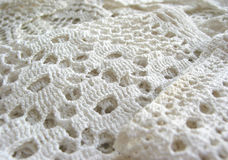 Vintage lace background Stock Photography