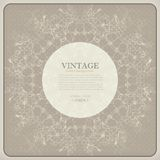 Vintage lace background Royalty Free Stock Photo